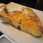 魚敬 - かんぱちかま塩焼き