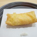 J一行樹 - 料理写真:ホタテの湯葉揚げ