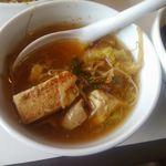じゅうじゅうカルビ - モツ鍋おいしい