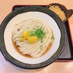 讃岐うどん 伊吹や製麺 - ぶっかけ(大盛)