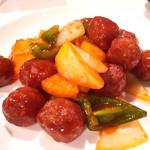 85175202 - 肉団子の甘酢煮