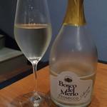 ristorante misola - スパークリングワイン