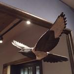 ristorante misola - ね、飛んでるみたいでしょ?