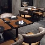 ristorante misola - 3階にはテラス席もあります
