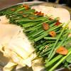 博多もつ処 東屋 - 料理写真:もつ鍋(塩味)