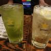 居酒屋ともろう - ドリンク写真:メガで乾杯