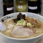 ラーメン寳龍 - 黒帯味噌ラーメン