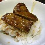 ステーキ&煮込みハンバーグ SAKAI - 2杯目のご飯は「ステーキ丼」にしていただきます