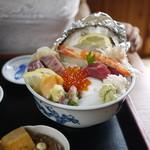 食い処 くりたや  - 2011/7 海鮮丼