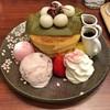 フライング・スコッツマン - 料理写真:さくらホットケーキ