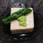 瓢喜 香水亭 - 胡麻豆腐