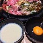 85185369 - シロスキだれ&卵