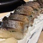 瓢喜 香水亭 - 鯖寿司