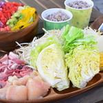 山葵と清流の里 ワビサビ - 料理写真: