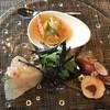 ラ ファミーユ モリナガ - 料理写真:魚介類の取り合わせ