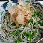 アオーサ - 福井のおろし蕎麦