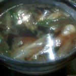 8519367 - その日の蕎麦ツユは暖かい肉汁