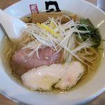 日の出製麺 - 淡麗鶏そば(塩)