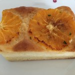 ドラゴン ミチコ - オレンジとソイヨーグルトケーキ