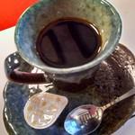 スエヒロ - 食後のコーヒー カップもいい