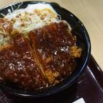 とんきち - みそカツ丼