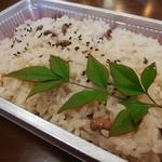 るの亭 - お赤飯