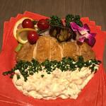 チーズタッカルビ×個室バル カルビ -