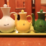 御幸飯店 - 三種の神器