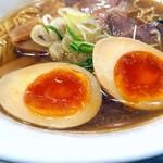 中華そば コヨシ - おいしい味玉