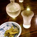 852431 - 日本酒@千利庵