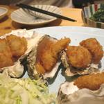 ○魚 - カキフライ