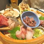 ○魚 - お刺身