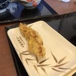 丸亀製麺 - かしわ天