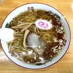 中華そば ますや - 料理写真:中華そば(400円)