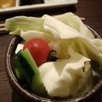 串かつ にし川 -