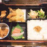 いまが旬 あ・うん - 料理写真:あ・うん弁当1080円♪