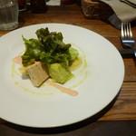 カポ・クラッセ - 前菜