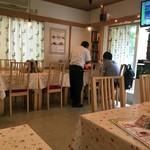 インドヤレストラン - スポーツ観戦できますね。