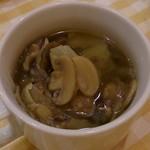 ピッツェリア マリノ - 本日のスープ