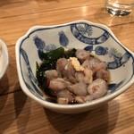 いさりび - ナマコ酢