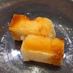 MASA'S KITCHEN - 帆立貝の大根餅