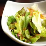 中国料理 桃の華 - サラダ
