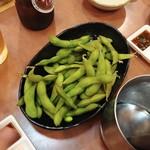 福島壱麺 - 枝豆