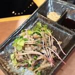 福島壱麺 - 胡麻鯖