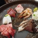 福島壱麺 - 造り盛り