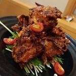 福島壱麺 - 鶏牛蒡南蛮