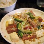琉球食堂kafu - チャンプルー
