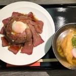 牛銀 さすけ - 究極のローストビーフ丼