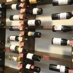 ブーランジェリーカフェ ラ・プロヴァンス - ワインも売ってる