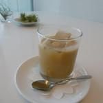 ホキ美術館 ミュージアムカフェ - セットの玄米がユメヲミタ